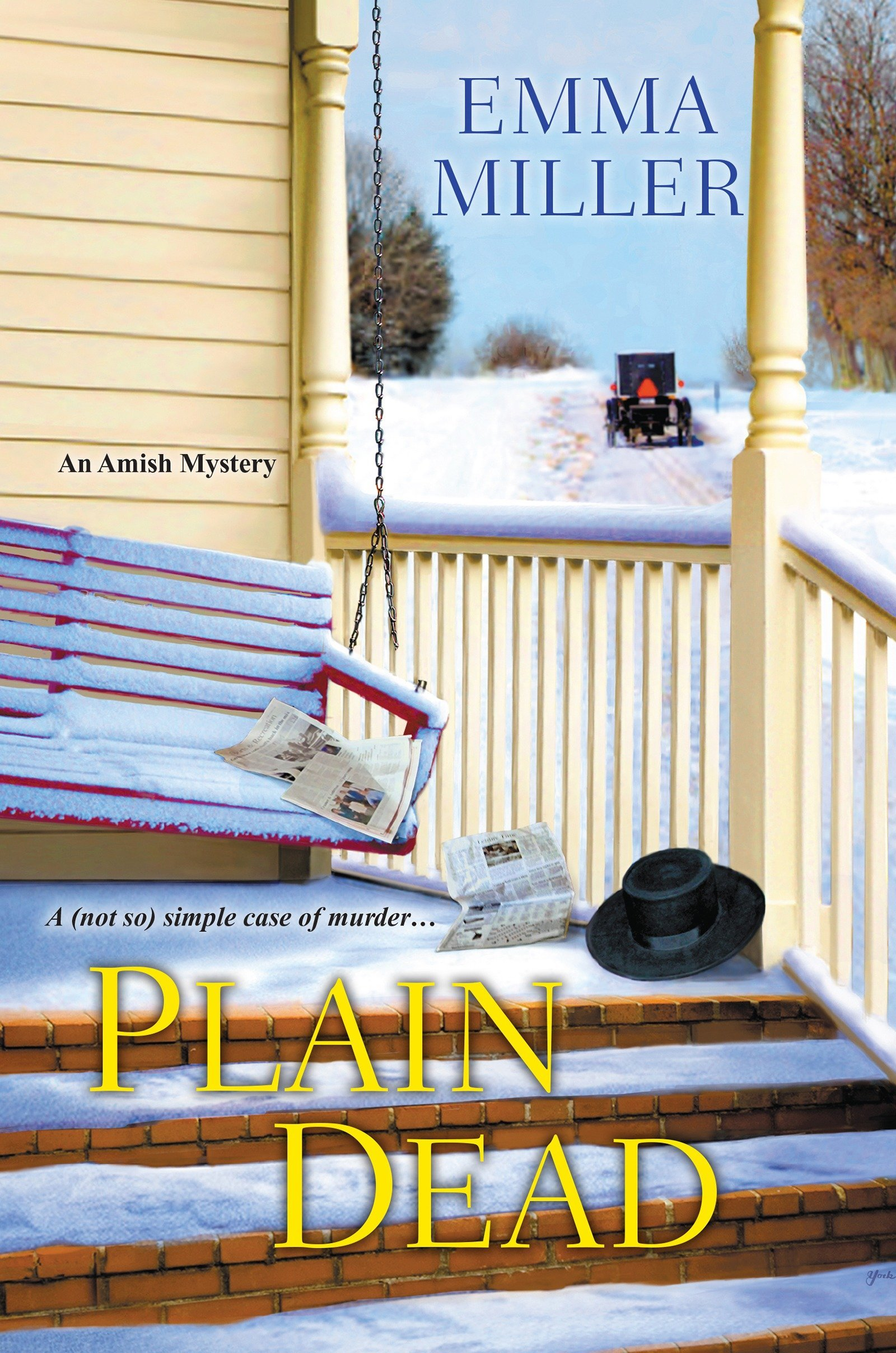Download Plain Dead (A Stone Mill Amish Mystery) ebook