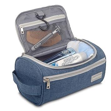 b163074c1530 Pantheon Toiletry Organizer Wash Bag Hanging Dopp Kit Travel for Bathroom  Shower
