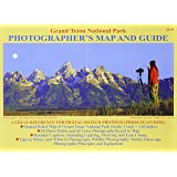 Grand Teton National Park Photographer's Map and Guide