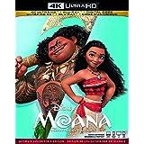 MOANA (AKA: VAIANA) [Blu-ray] (Bilingual)