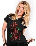 Ho Ho Ho Christmas Tshirt S M L XL XXL