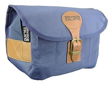 Shotgun Cartridge Bag Hunting Shooting Clay Pigeon (Blue)  Amazon.co ...