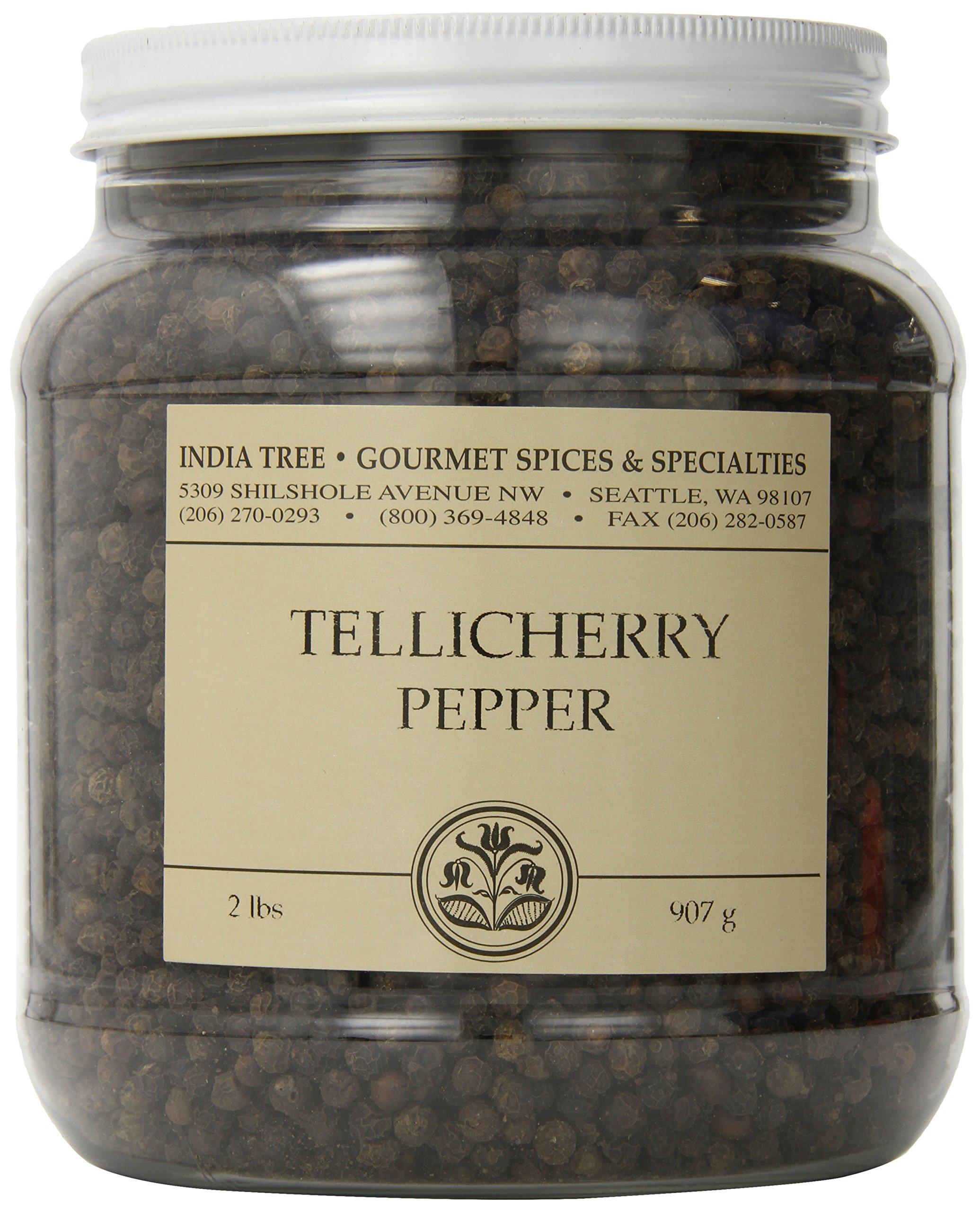 India Tree Tellicherry Pepper, 2 lb