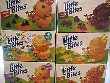 Entenmanns Little Bites Variety Bundle Chocolate Chip Muffins