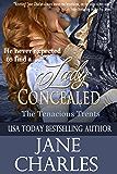 Lady Concealed (Tenacious Trents Series #8)