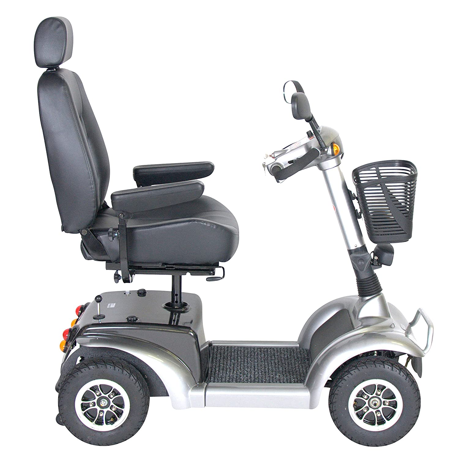 Amazon.com: Drive Medical Prowler Scooter de Movilidad, 4 ...
