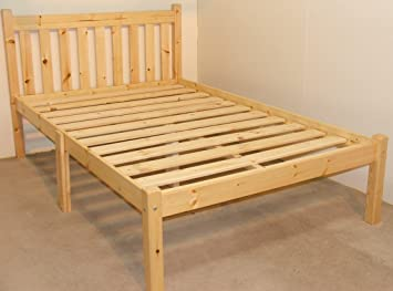 Heavy Duty 4ft Small Double Bed Frame