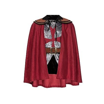 Kostümplanet® Disfraz de caballero de la edad media, tamaño 104 ...