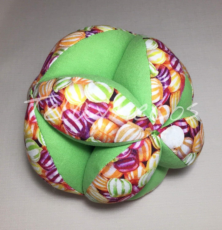 Pelota Montessori caramelos: Amazon.es: Handmade