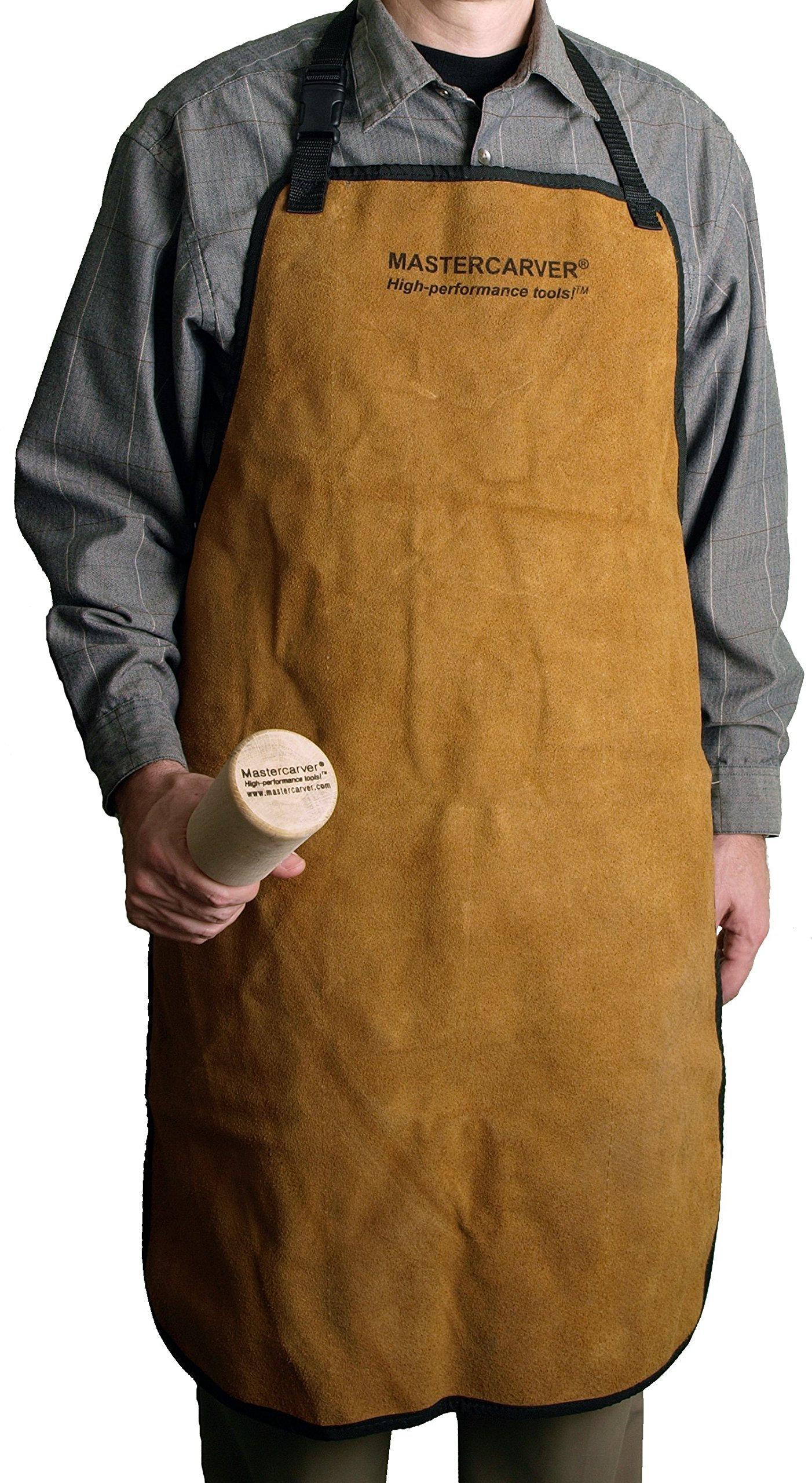 Mastercarver Woodcarvers Woodworkers Woodturners Chip Carvers Power Carvers Leather Apron