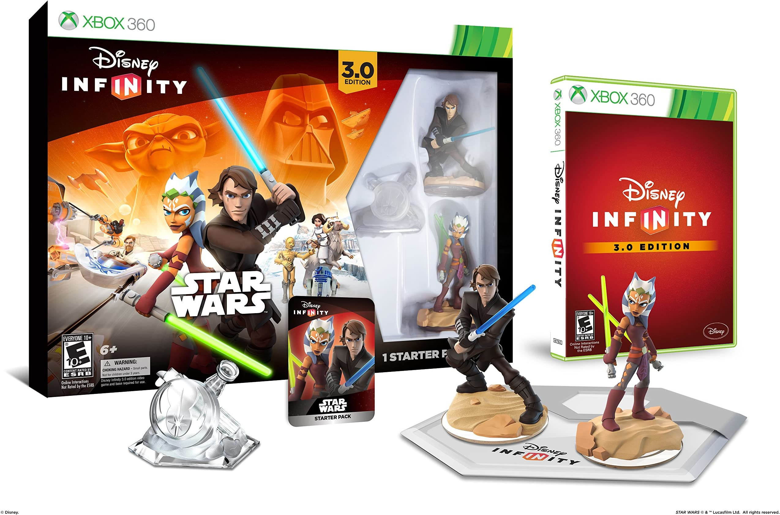 Disney Infinity 3.0 Edition Starter Pack   Xbox 360 by By          Disney Infinity