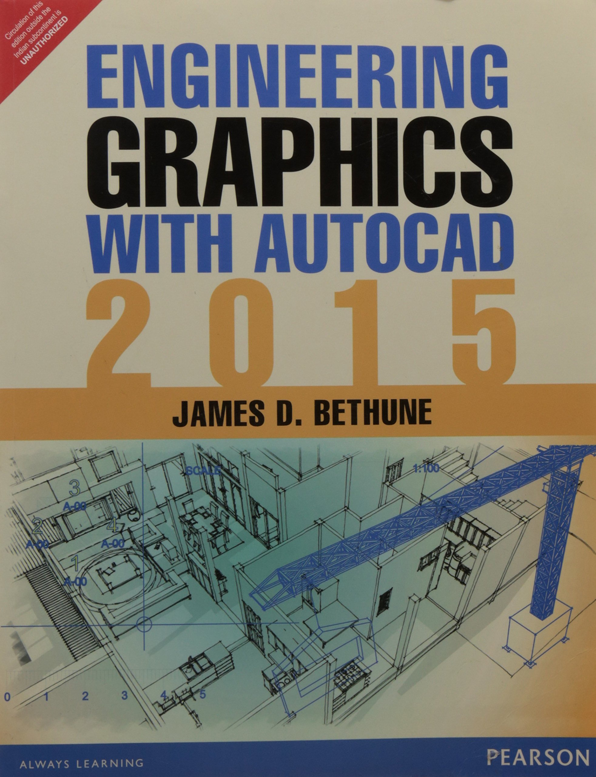 Engineering Graphics with AutoCAD 2015 pdf epub
