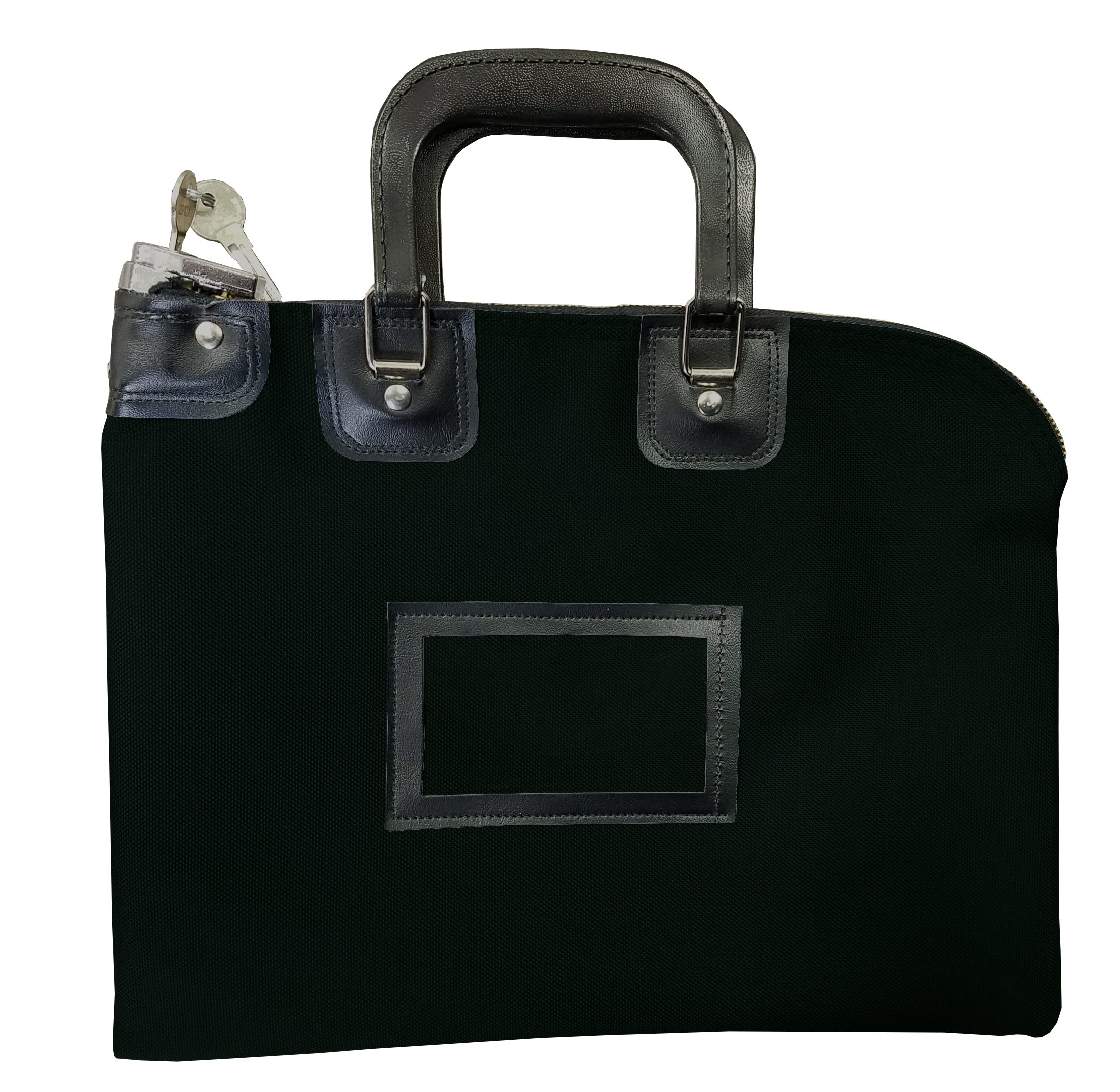 Fire Resistant Locking Security Bag (Navy Blue)