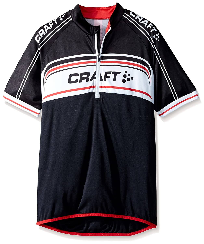 CRAFT Craft3jvélo Maillot Logo Junior vélo Enfant CRAEX|#CRAFT