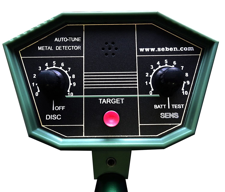 Seben Fully Automatic Deep Target Metal Detector Garrett Ace 250 Wiring Diagram Kitchen Home
