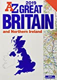 Great Britain Road Atlas 2019 (A3 GBP4.99)