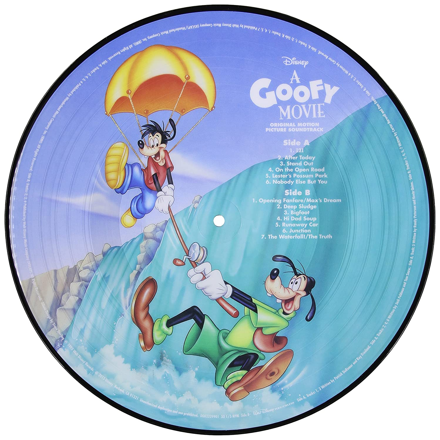 GOOFY MOVIE O.S.T. - A Goofy Movie - Amazon.com Music
