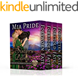 The Sisters of Danu Complete Four book box set: Celtic Historical Romance with a dose of fantasy