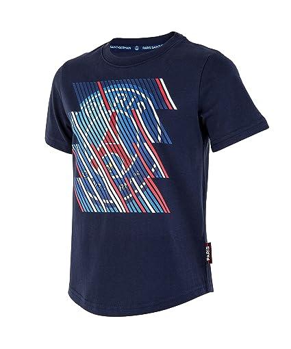 Paris Saint Germain PSG - Camiseta Oficial Talla niño: Amazon.es ...