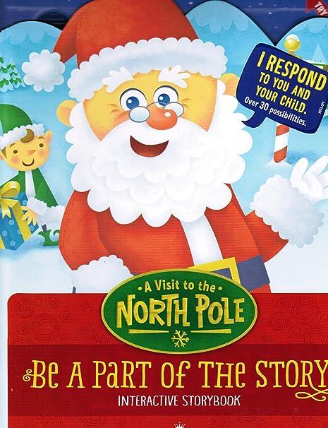 Sello de cuentos interactivo una visita al polo norte XKT1070 ...