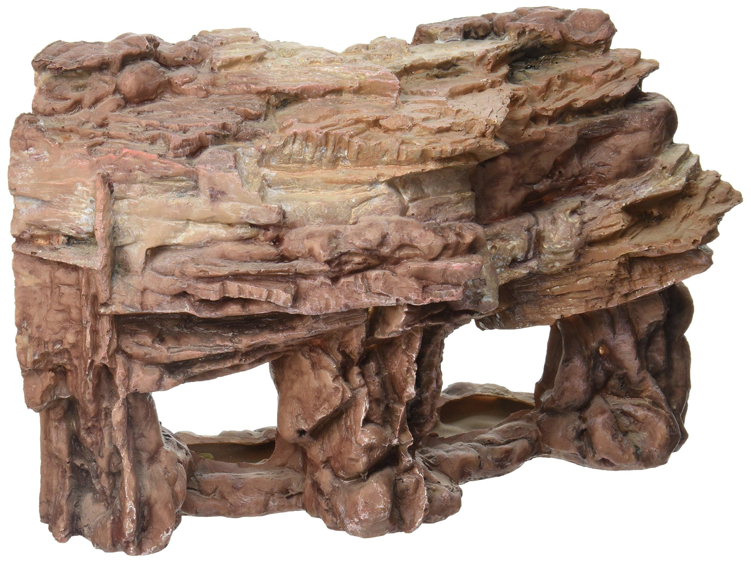 Pen Plax RR702 Rock Grotto Aquarium Ornament