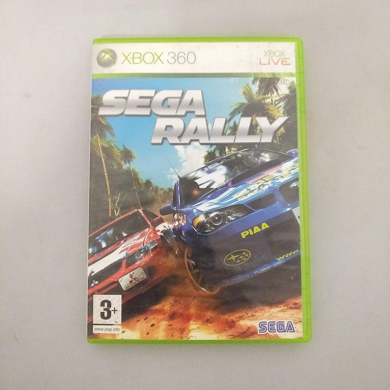Sega Rally: Amazon.es: Videojuegos