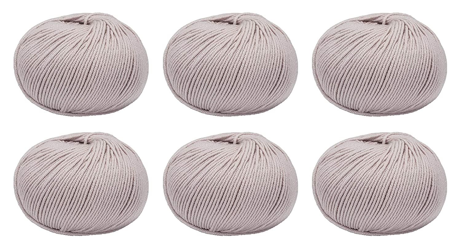 Set of 6 Australian Superfine Merino Yarn! Forest