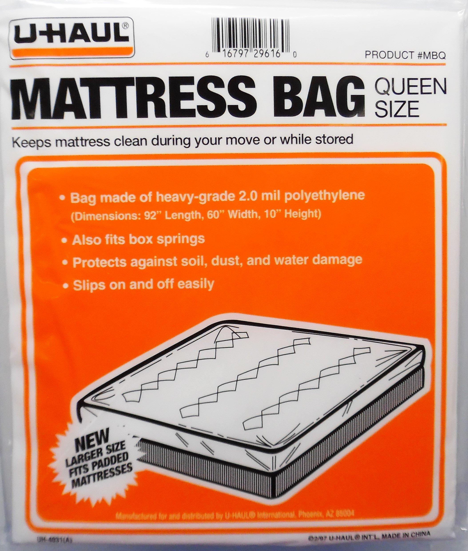 Uhaul Mattress Bag (Queen) 60'' x 92'' x 10''
