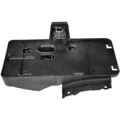 Dorman 68137 Rear License Plate Holder: Automotive