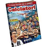 Figurine Calciatori Panini 2018-2019 Esclusive Box - Album + 60 Bustine (10 omaggio) + Poster Esclusivo