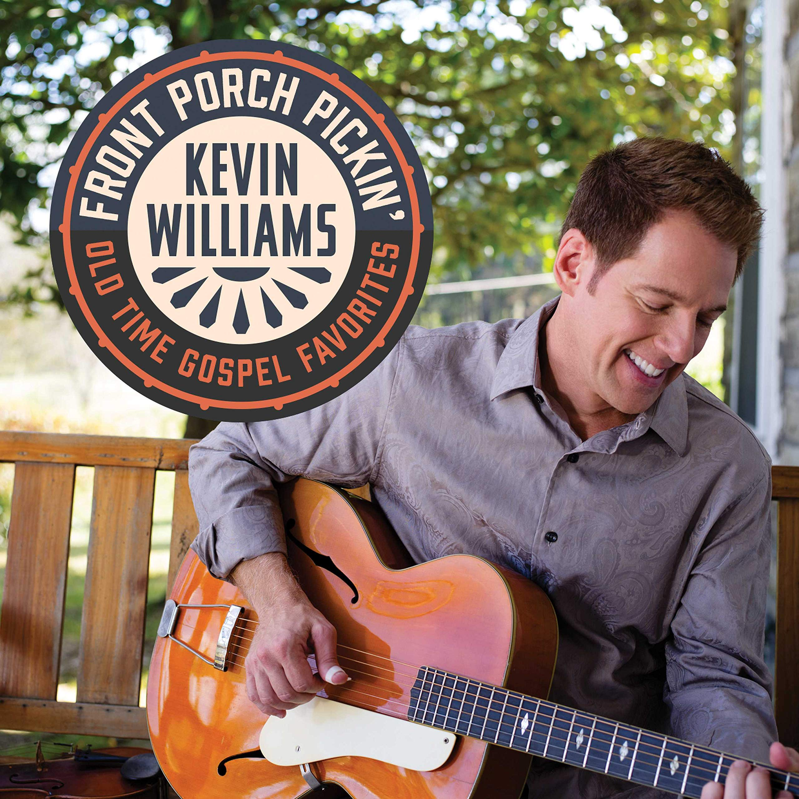 CD : Kevin Williams - Front Porch Pickin
