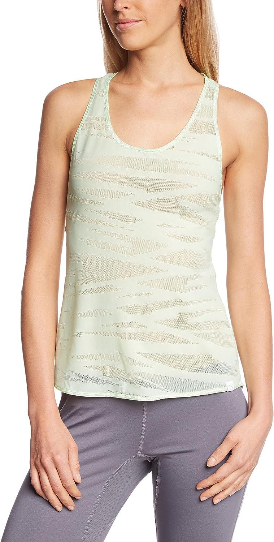 PUMA - Camiseta sin Mangas de Running para Mujer: Amazon.es: Ropa y accesorios