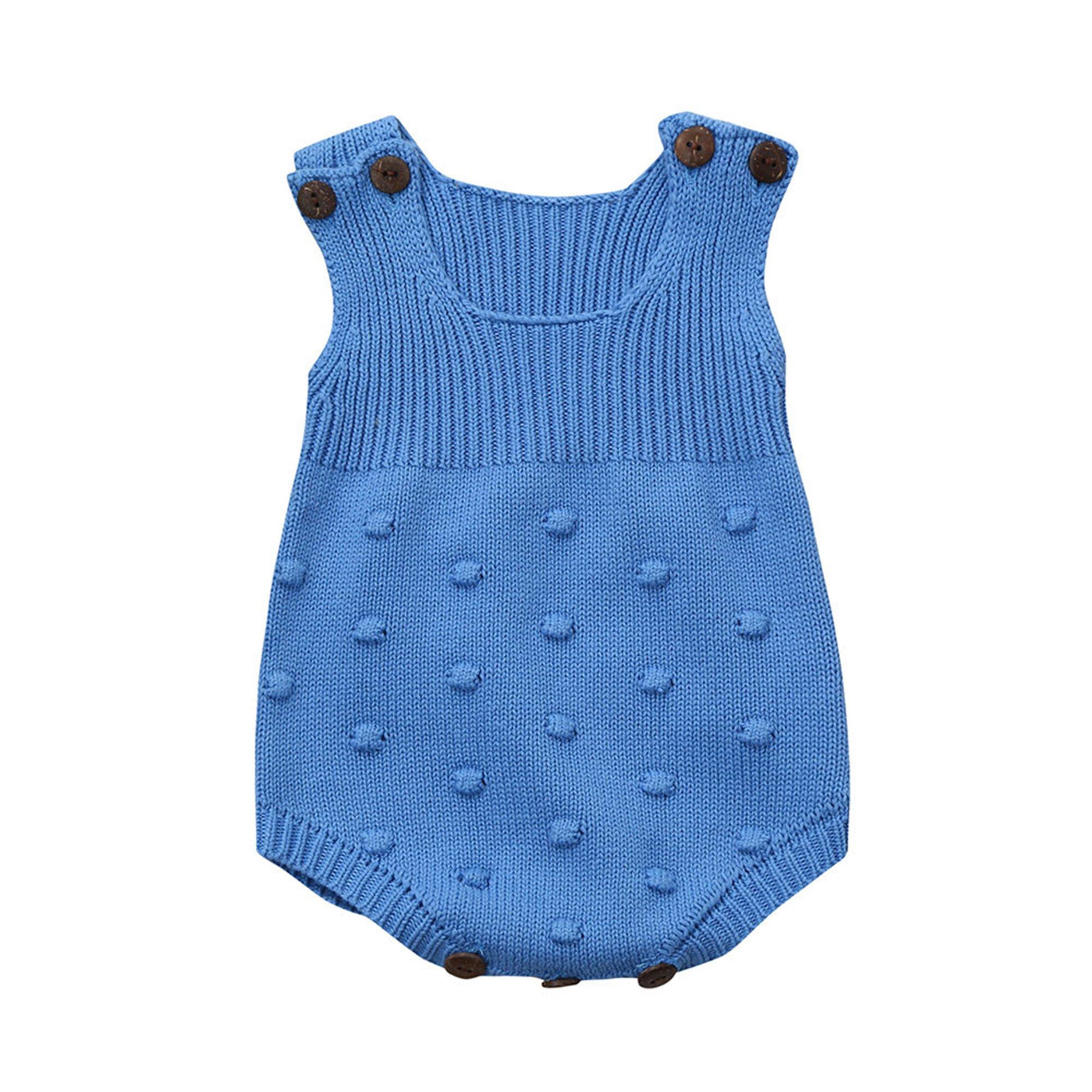 Ropa Bebé Unisex Longra ❤ Mameluco de Bebé de Otoño e Invierno Ropa de Niños