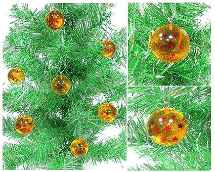 Dragon Ball Z ~ DBZ ~ Seven Piece Ornament Set Featuring the 7 Wish  Granting Dragon - Amazon.com: Dragon Ball Z ~ DBZ ~ Seven Piece Ornament Set Featuring