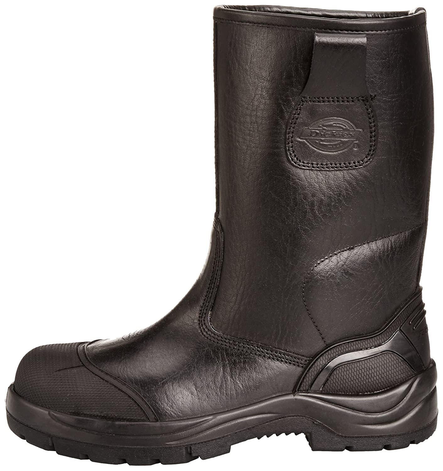 Dickies Mens Coweta S3 Safety Boots FD9211 Black 8 UK 42 EU Regular  Amazoncouk Business Industry  Science
