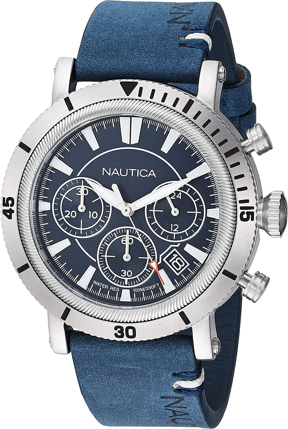 Nautica Men s Fairmont Chronograph Watch
