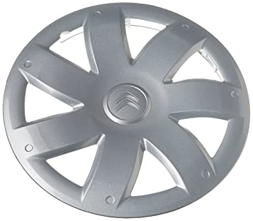 Citroen 9406F8 Wheel Trims Covers, 15-inch: Amazon.co.uk: Car & Motorbike