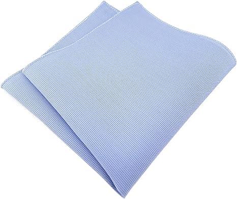 TigerTie – Pañuelo de alta calidad de 100% algodón en color liso ...