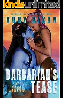 barbarian blood an alien romance