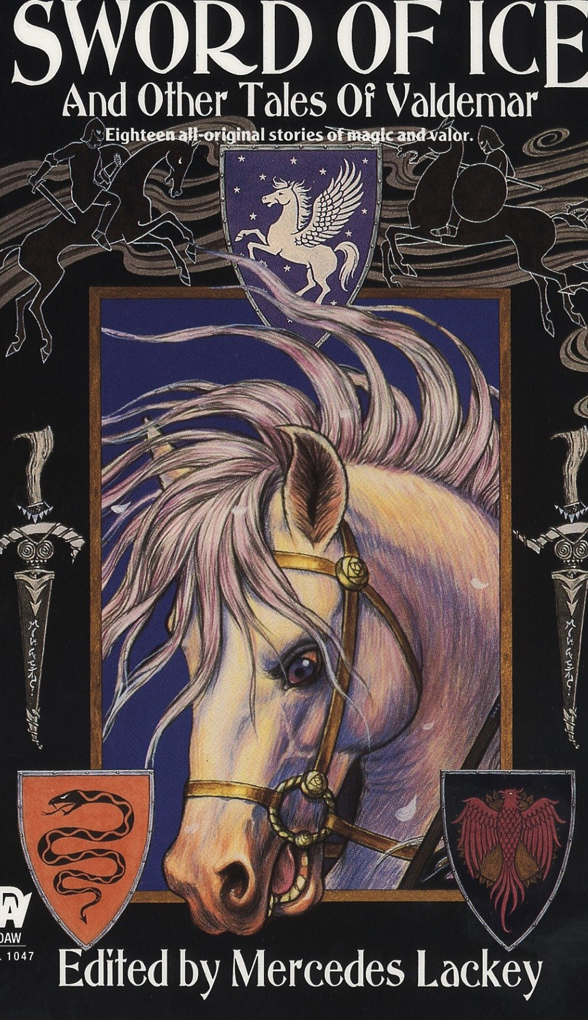 Sword of Ice: And Other Tales of Valdemar: Mercedes Lackey, Jody A. Lee:  9780886777203: Amazon.com: Books