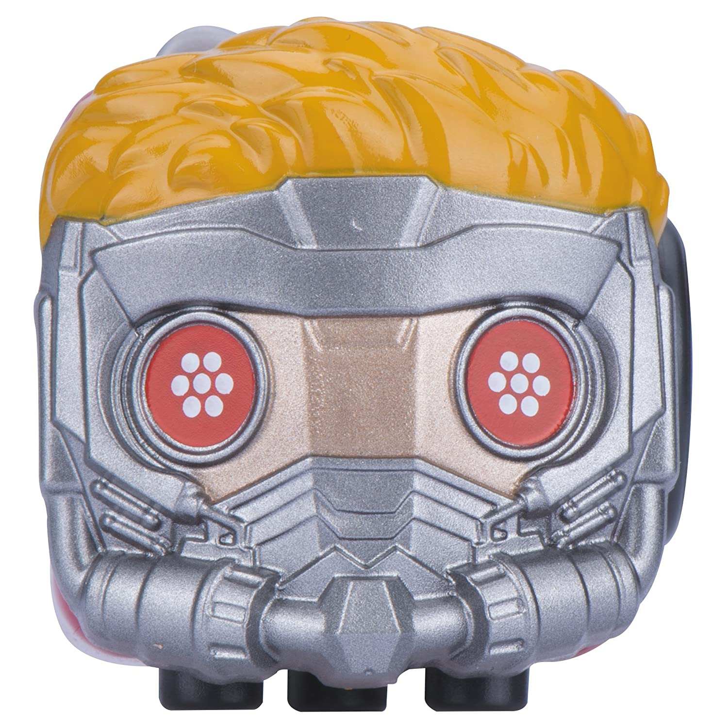 Antsy Labs Marvel Character Fidget Cube Star-Lord Design - Six Functional Sides w/ Anxiety Relief Stone