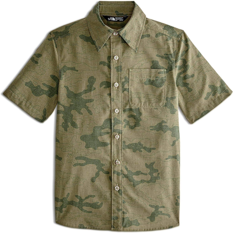 The North Face Boys S//S Pursuit Shirt