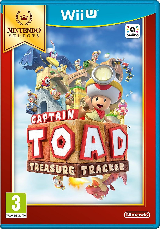 Captain Toad Treasure Tracker - Nintendo Selects [Importación Francesa]: Amazon.es: Videojuegos