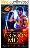 Dragon Mob: A Powyrworld Urban Fantasy Romance (The Lost Dragon Princes Book 3)