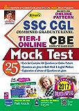 KIRAN'S SSC CGL TIER-I ONLINE CBE MOCK TEST (BILINGUAL) ENGLISH