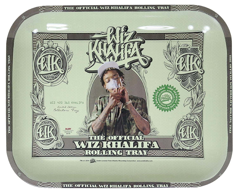 Raw Rolling Tray Wiz Khalifa Limited Edition Large