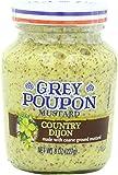 Grey Poupon Country Dijon Mustard, 8 ounce Jar