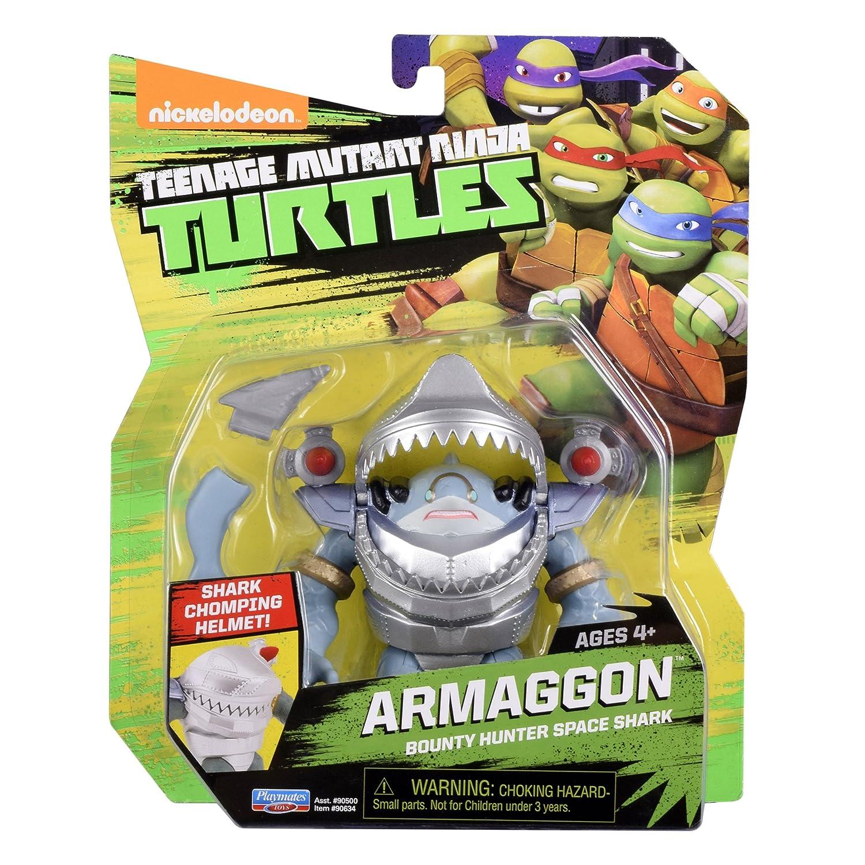 Teenage Mutant Ninja Turtles Armaggon Action Figure- Just ...