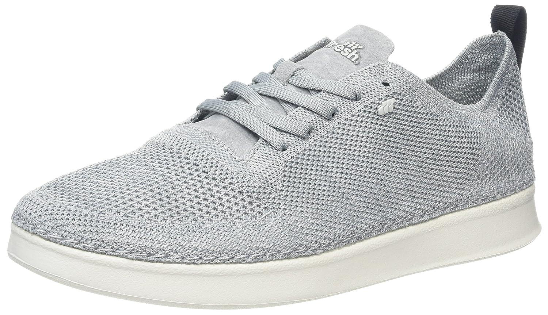 Boxfresh Herren Yansta Sneaker  46 EU|Grau (Modern Dark Grey)