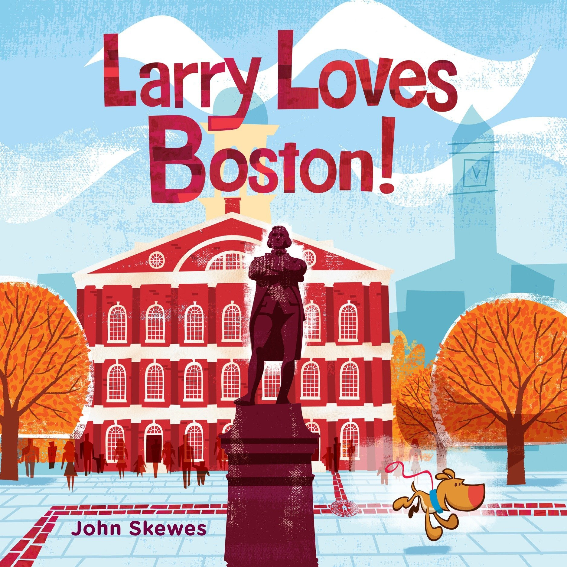 Download Larry Loves Boston!: A Larry Gets Lost Book PDF